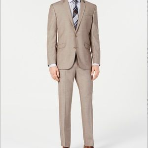 REACTION KENNETH COLE 2-Piece Suit 46R W40
